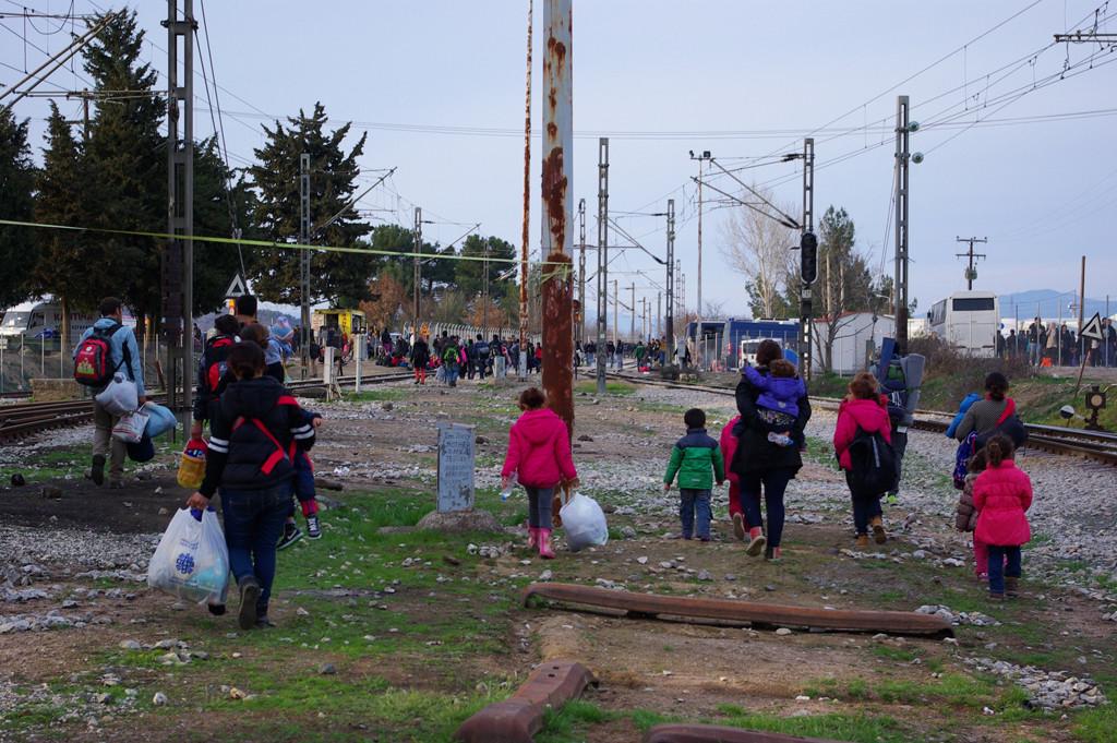 Una iniciativa tomará las plazas en favor de las personas refugiadas
