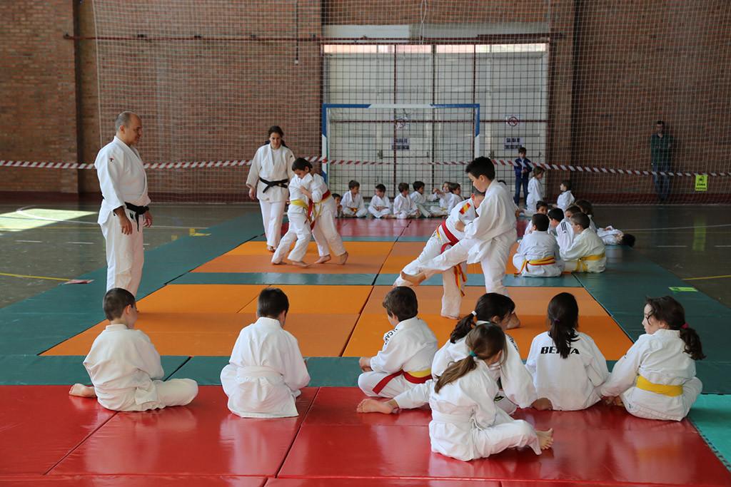 El 8 de abril de disputará el VIII Torneo de judo aragonés Miknas-sa Al Zaytun de Mequinensa
