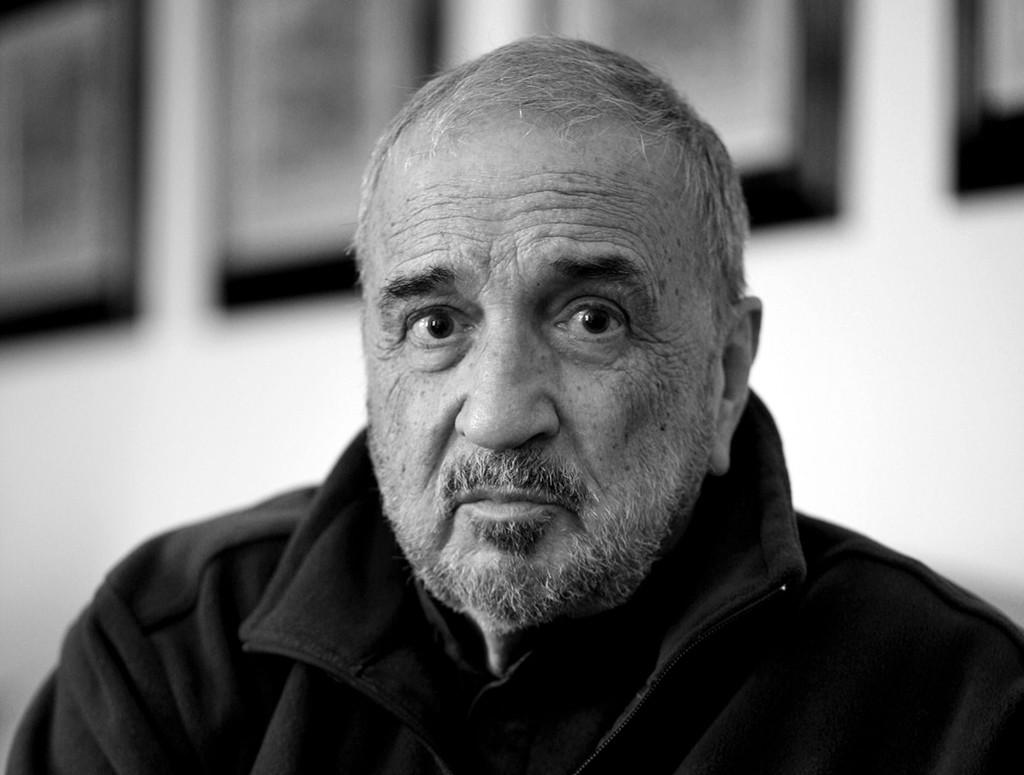 """Jean-Claude Carrière, Premio """"Luis Buñuel"""" del 44 Festival Internacional de Cine de Uesca"""