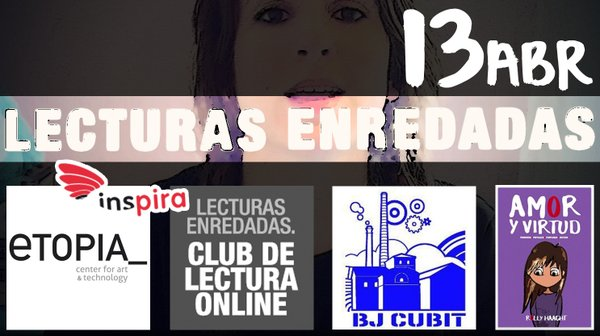 Etopia y Cubit se unen para promover la literatura juvenil a través del Club de Lecturas Enredadas