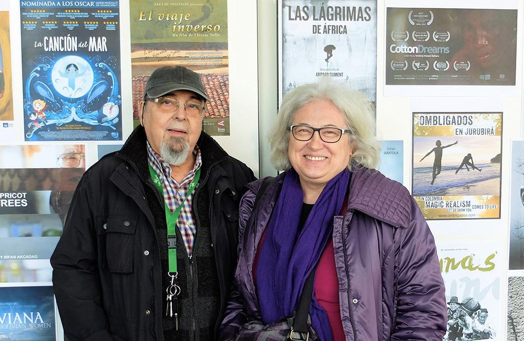 Espiello rinde homenaje a Lorenzo Soler por sus 50 años de dedicación al cine documental