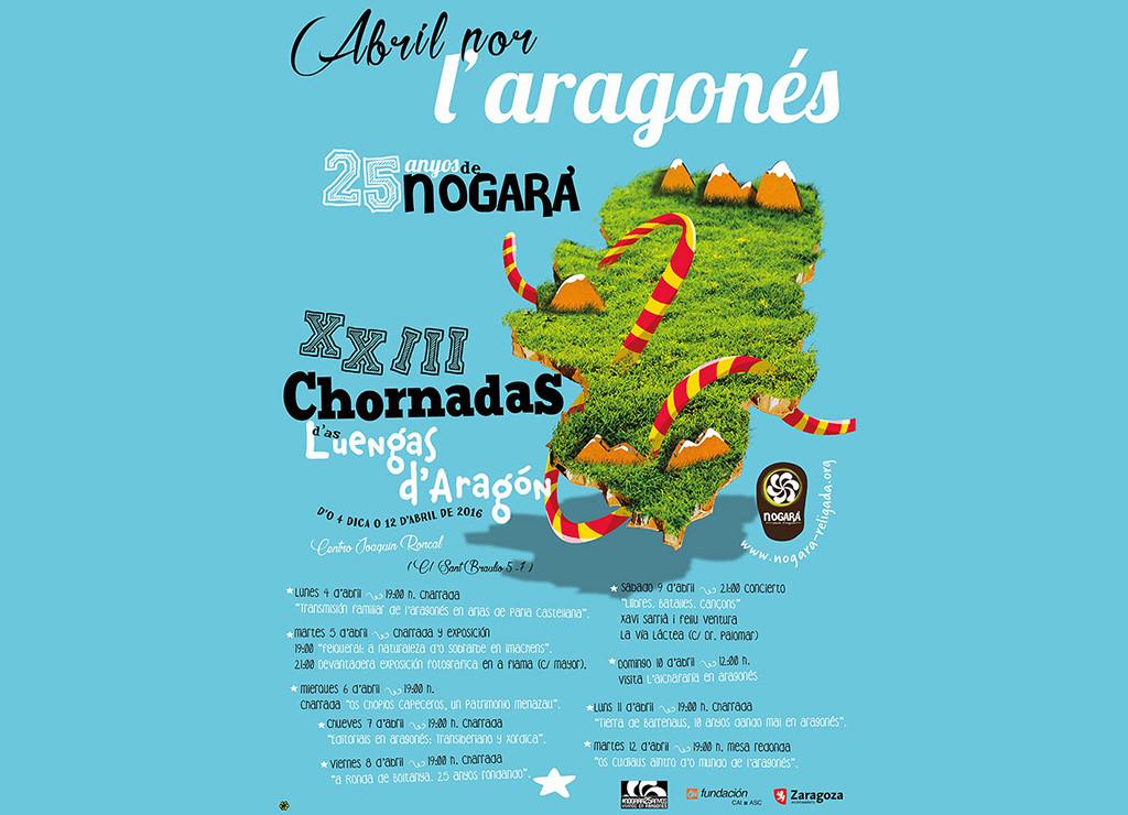 La Escuela de aragonés Nogará comienza la celebración de los actos de su 25 aniversario
