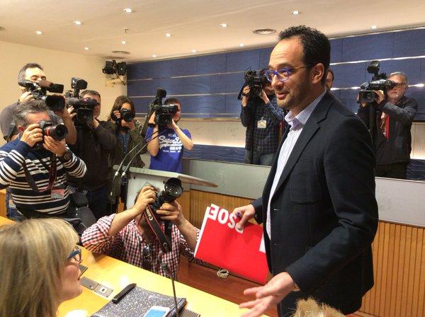 """El PSOE afirma que Podemos ha cerrado """"la puerta al gobierno del cambio"""""""