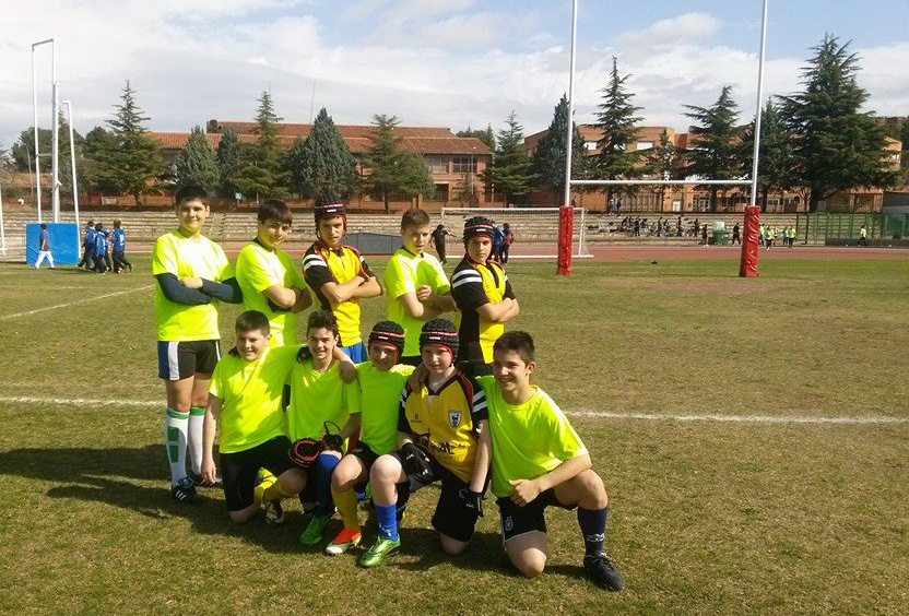 Teruel acoge las VIII Jornadas Escuelas de Rugby