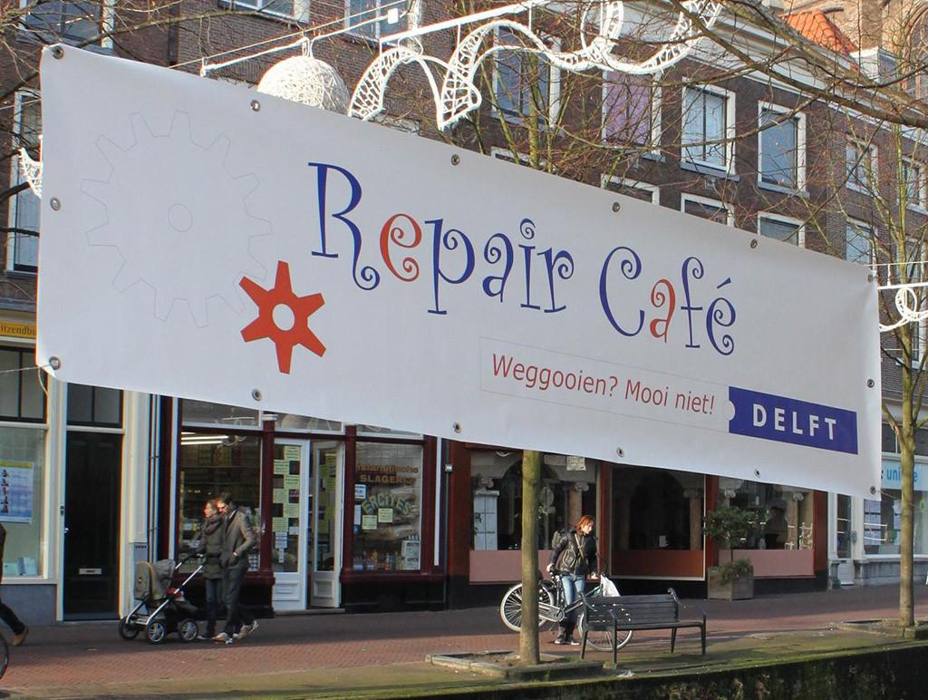 Zaragoza organiza su propio Repair Café
