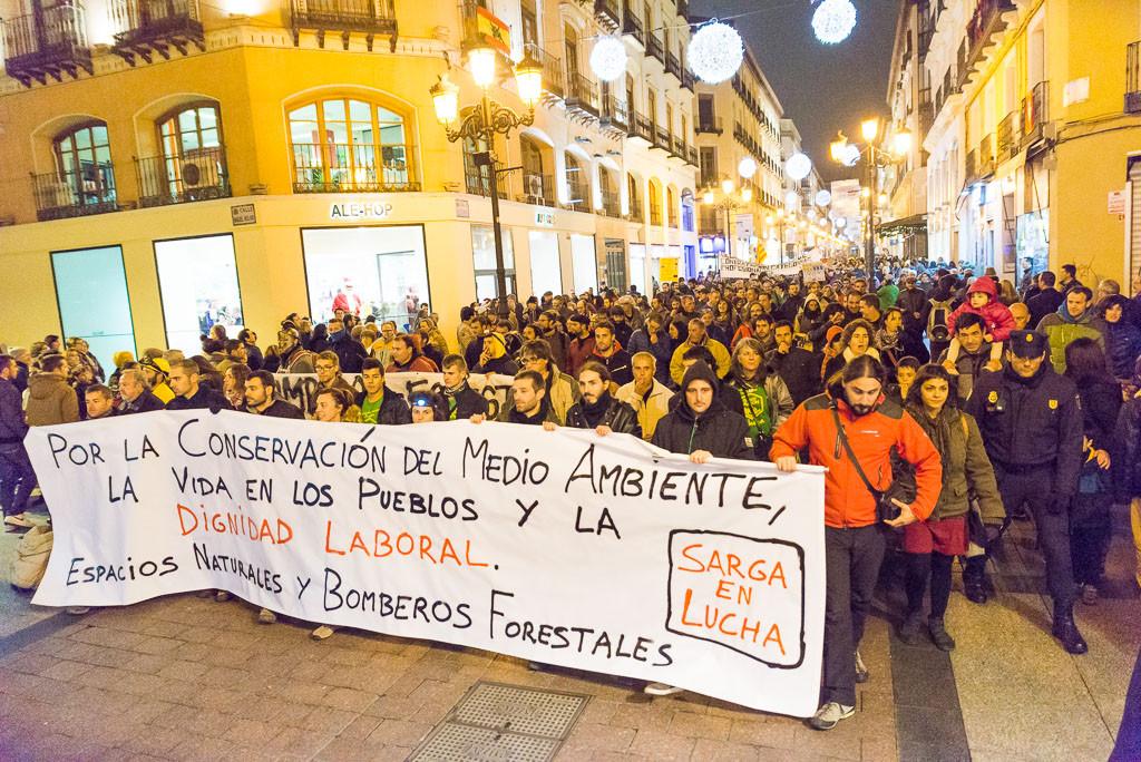 """OSTA denuncia el """"desasosiego"""" entre el personal del operativo de prevención y extinción de incendios forestales de Aragón"""