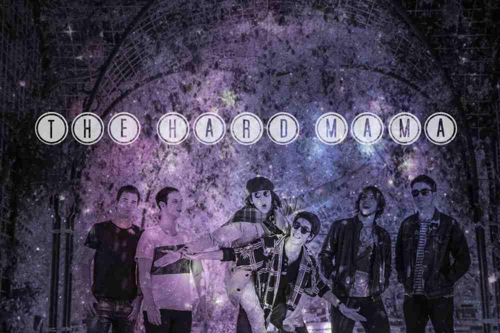 Post-punk y rock alternativo con The Hard Mama en La Ley Seca