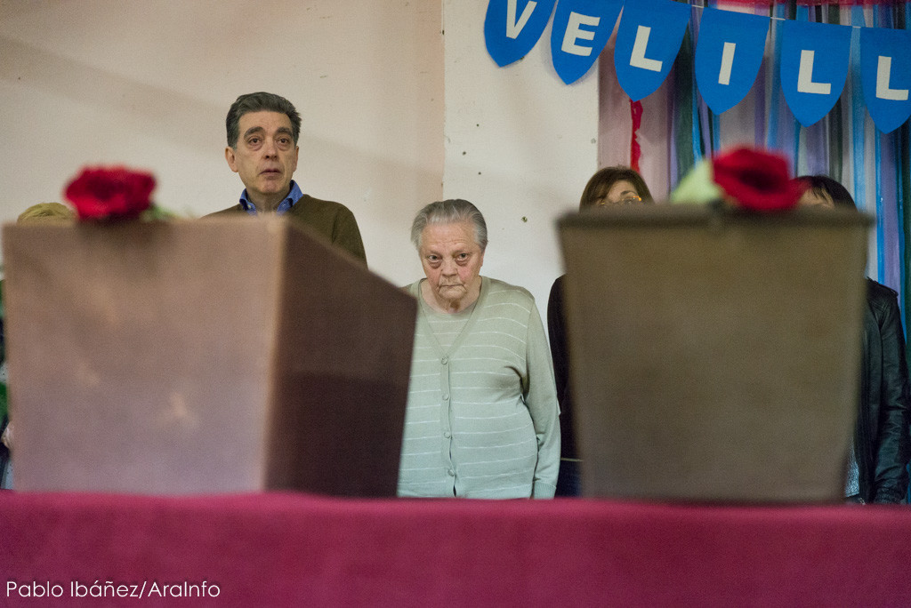 Velilla de Jiloca rinde homenaje a dos asesinados en la Guerra Civil