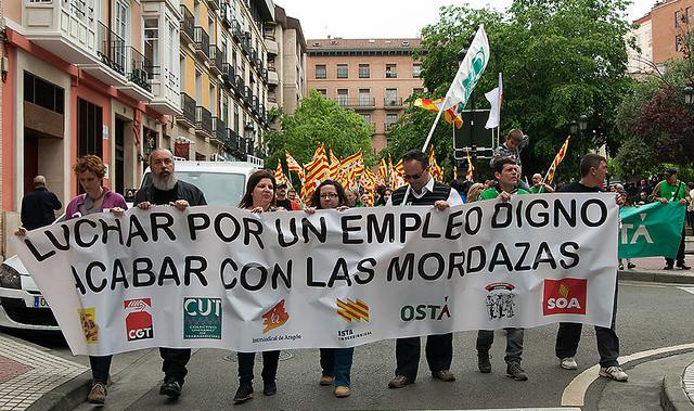 La lucha sindical imprescindible para la conquista de derechos laborales