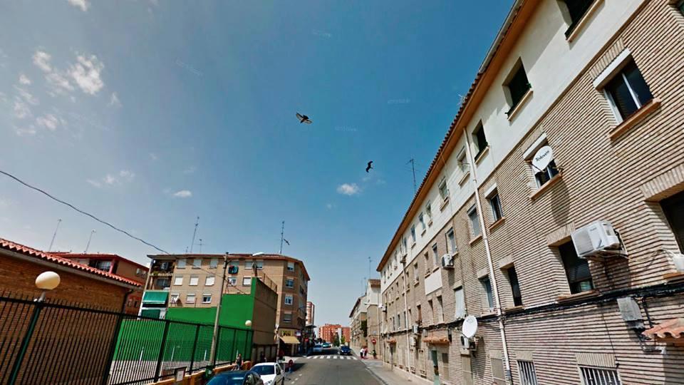 Zaragoza Vivienda tratará de mejorar el alojamiento y la calidad de vida de los vecinos y vecinas del Oliver
