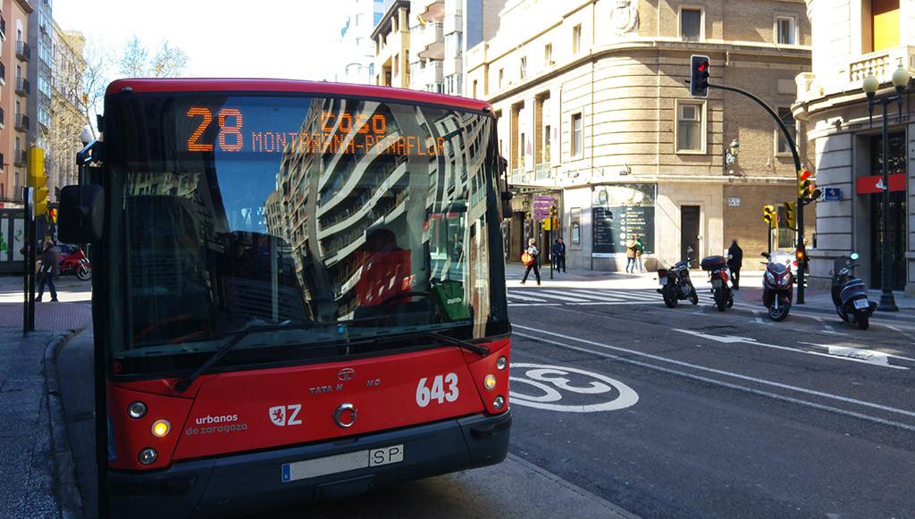 Zaragoza dona seis autobuses de propiedad municipal al pueblo cubano