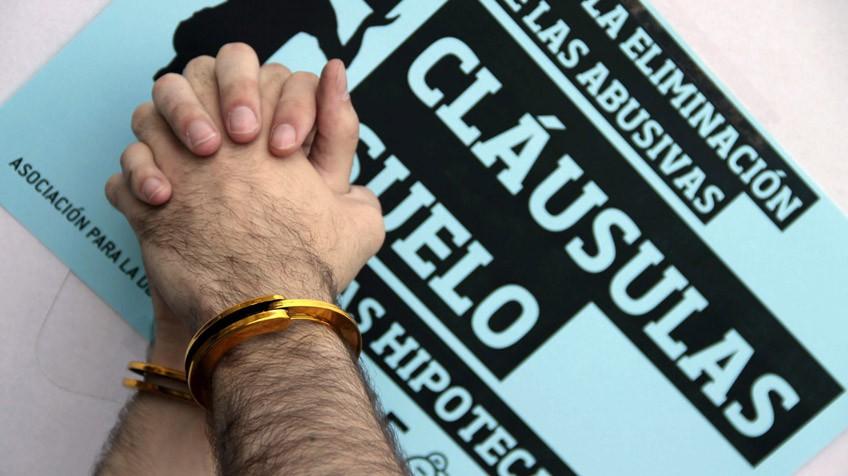 ADICAE detecta cada día casi 100 cláusulas suelo nuevas en Aragón