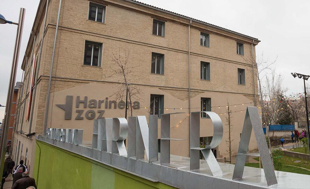 El acondicionamiento de las dos plantas de la Harinera ZGZ para usos lúdicos y culturales ya tiene licencia
