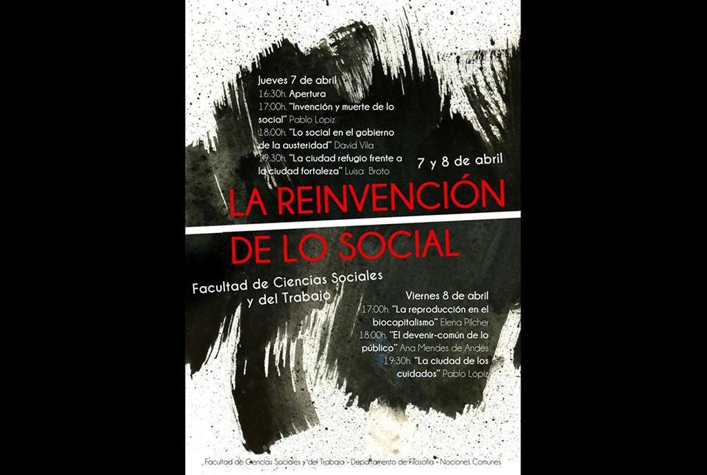 'La reinvención de lo social': Sobre la emergencia de un nuevo territorio de gobierno