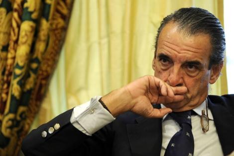 Mario Conde, en libertad bajo fianza de 300.000 euros