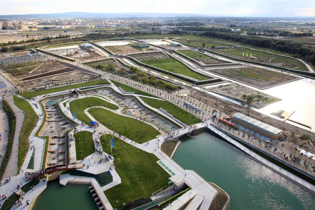 Nueve concesionarios privados de la Expo adeudan 2,4 millones de euros a la sociedad municipal
