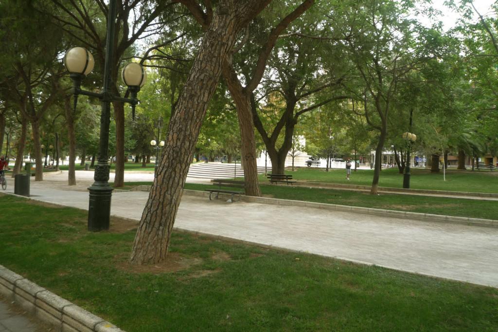 Finaliza el proceso participativo para mejorar el Parque Pignatelli de Zaragoza