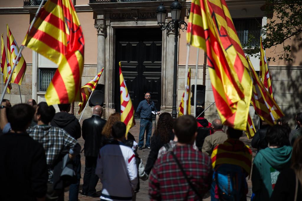 Unidad, autogobierno y estado del bienestar reivindicaciones en el Día de Aragón