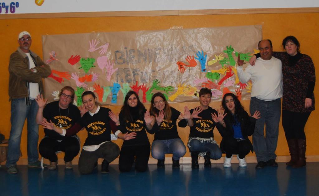 Solidaridad activa y respeto a los derechos humanos ejes de 'Ayuda a Refugiados Zaragoza'