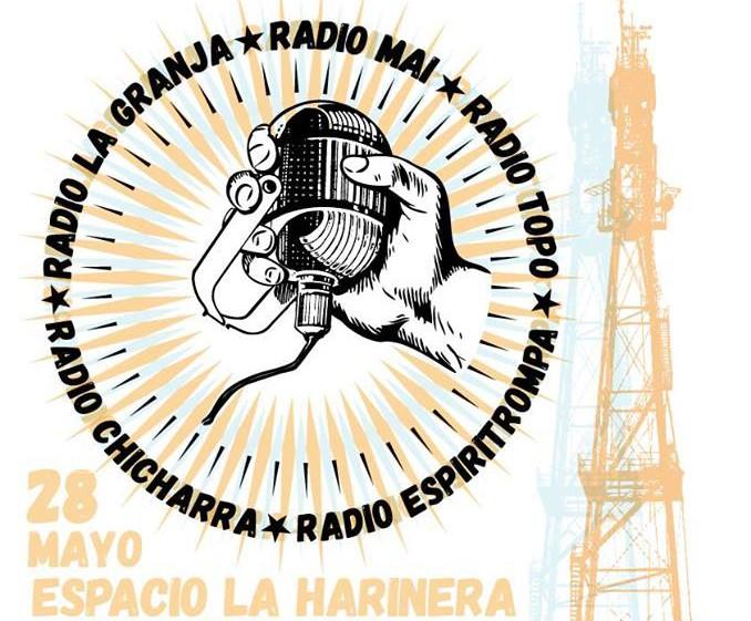 25 aniversario de la Federación Aragonesa de Radios Libres