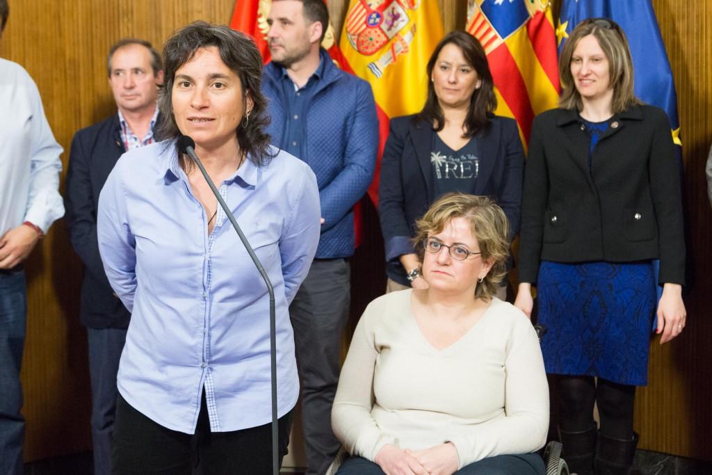 El Ayuntamiento de Zaragoza anuncia una Comisión sobre Discapacidad que implicará a todos los departamentos