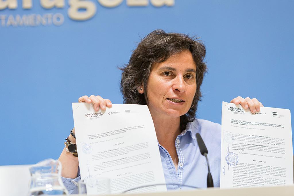 El Ayuntamiento de Zaragoza asegura que todas las familias tienen aseguradas las necesidades básicas