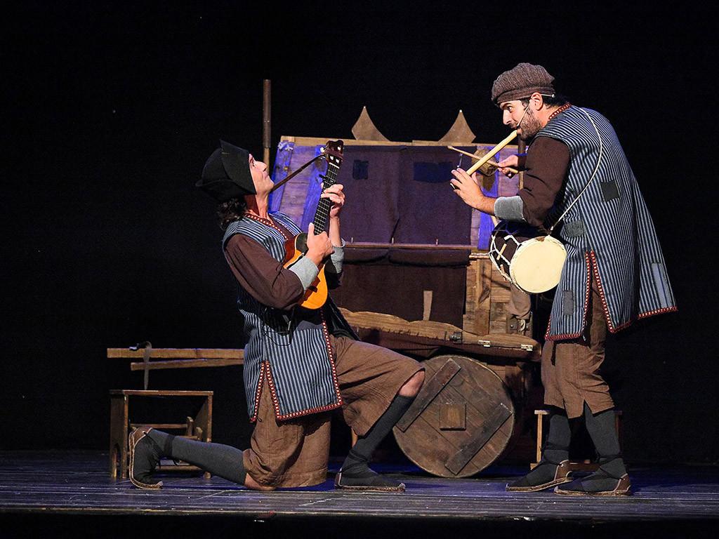 """El Ball de Sant Vito presenta """"El país de Babia"""", un espectáculo tradicional de títeres, didáctico y cómico"""