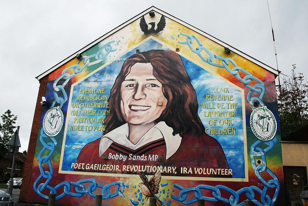 Bobby Sands: 35 años de su muerte en huelga de hambre