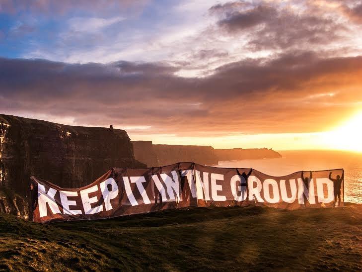 Oenegés ecologistas piden al nuevo Gobierno compromiso de dejar los combustibles fósiles bajo tierra