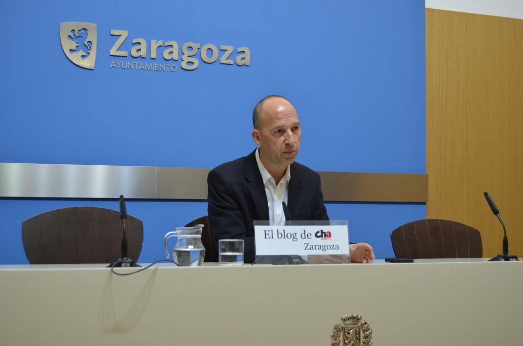 Continúan las negociaciones en torno al pacto de gobernabilidad de Zaragoza
