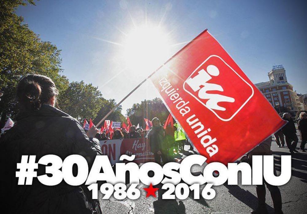 IU Aragón celebra sus asambleas territoriales preparatorias de la Federal
