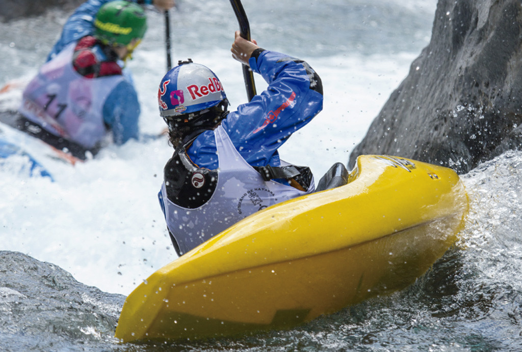 Torla acoge la IV River Guru Extrem Race