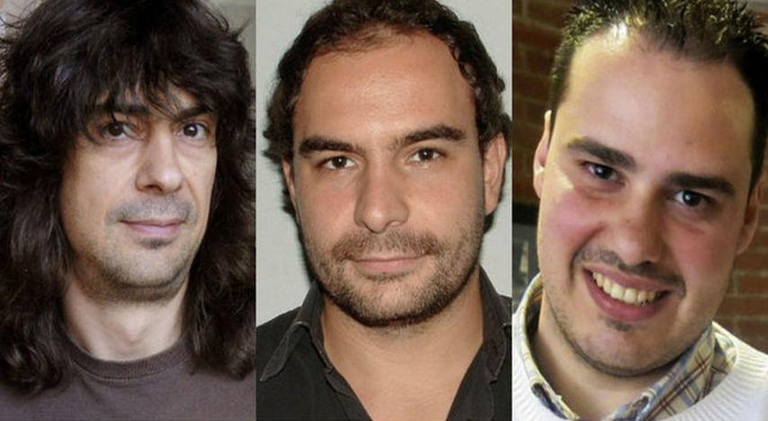 Los tres periodistas secuestrados en Siria vuelven a casa