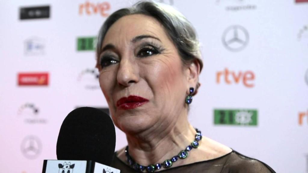 La actriz Luisa Gavasa será la pregonera de las Fiestas del Pilar 2016