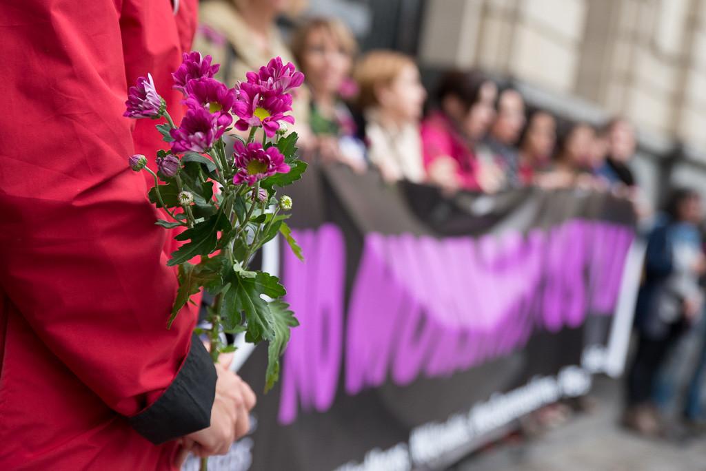 El trifachito de Zaragoza impide la declaración institucional contra la violencia machista el 25N