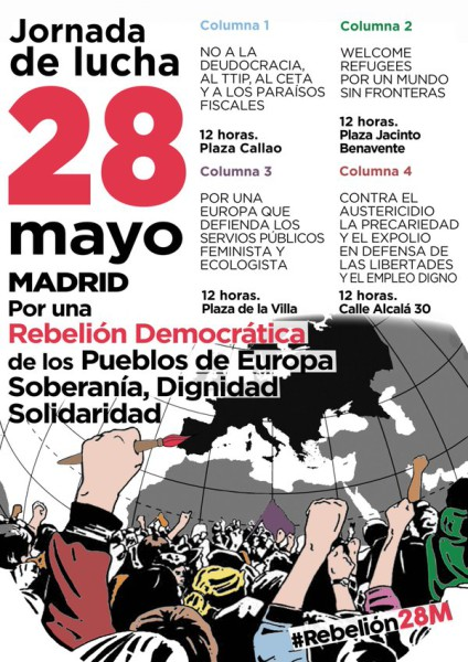 PLAN B madrid 28M