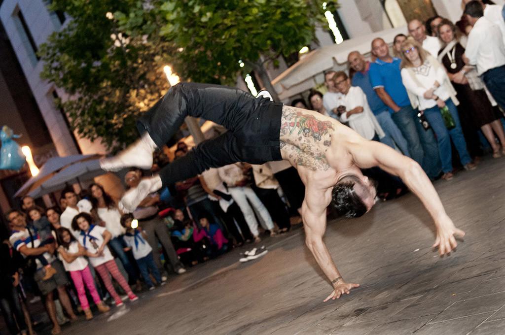 Villanueva de Galligo celebra este sábado la XI edición del Festival Tapas y Danza