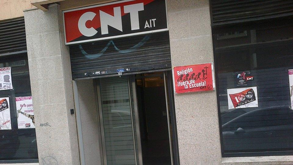 La Audiencia de Zaragoza absuelve a CNT por la ocupación del local de Andrés Gurpide