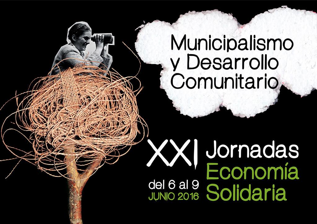'Municipalismo y desarrollo comunitario', eje central de las XXI Jornadas de Economía Solidaria de REAS Aragón