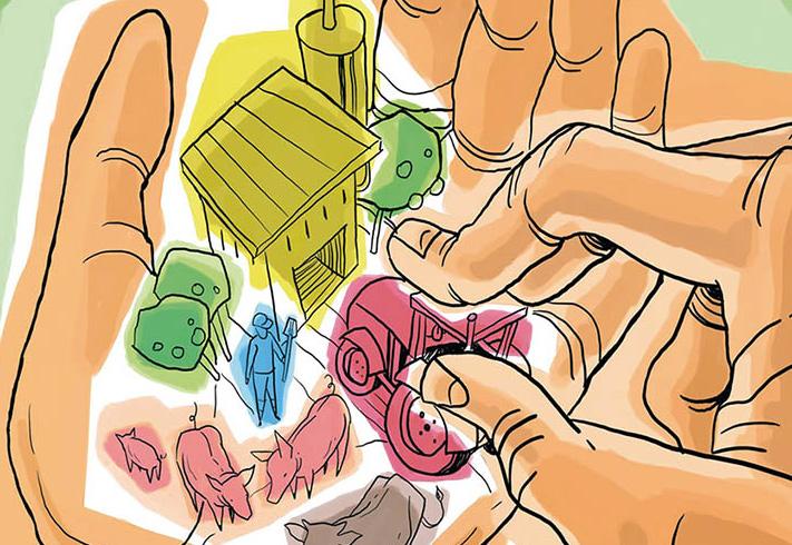 I Feria de Economía y Sostenibilidad en Monzón