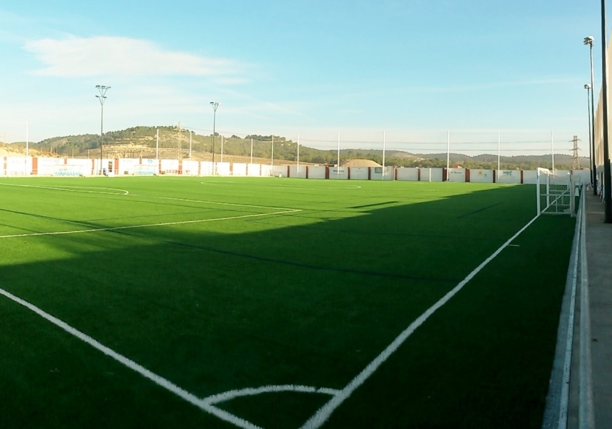 El órgano de control de Zaragoza desconocía la cesión del campo de fútbol de Juslibol
