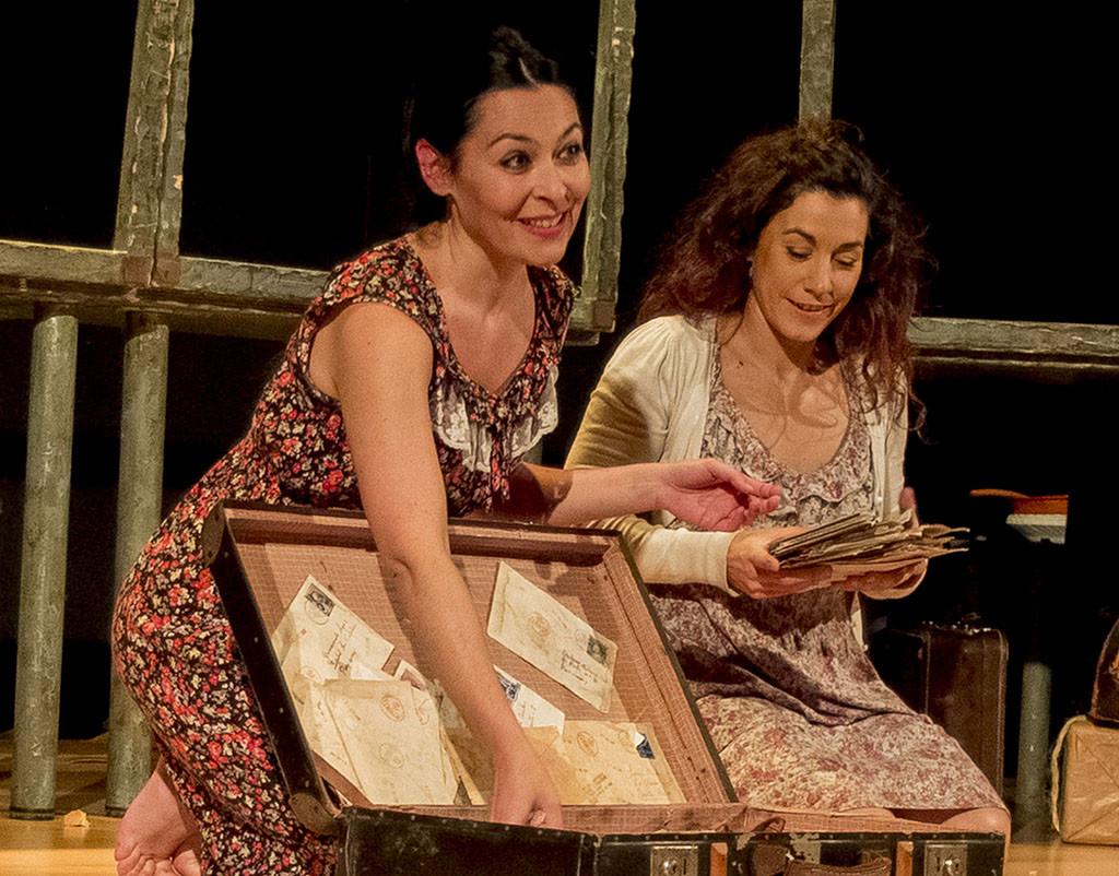 Escena Miriñaque hace una delicada reflexión sobre las migraciones en el Teatro de la Estación