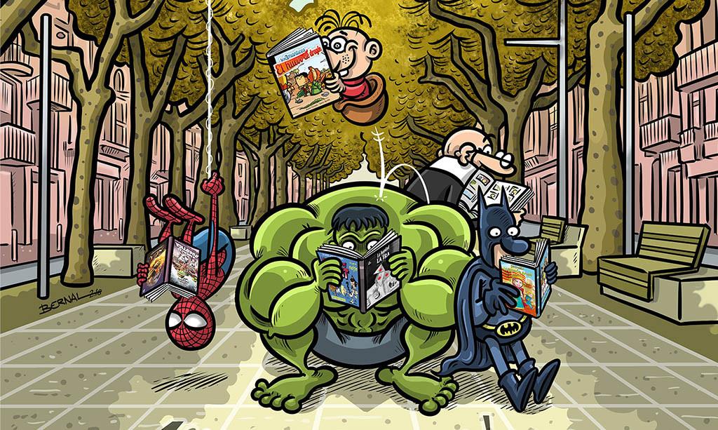 Balbastro acogerá unas renovadas Jornadas del Comic