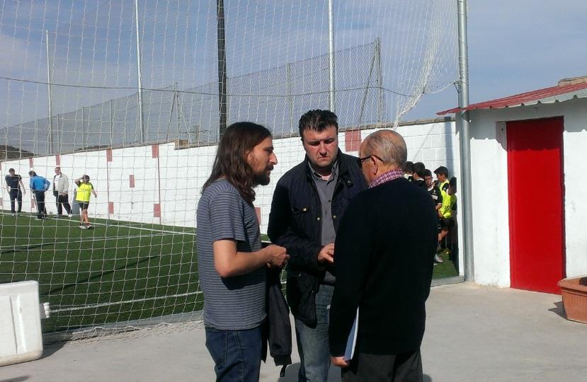 El limbo legal del campo de fútbol de Juslibol se remonta hasta Manuel Blasco