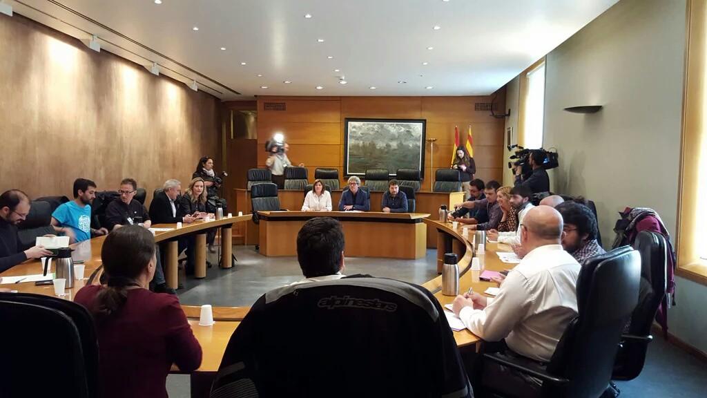 Puyalón lamenta la ruptura de las negociaciones para una candidatura única al Senado