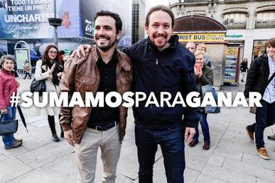 El PCE Aragón reafirma su apoyo a Unidas Podemos