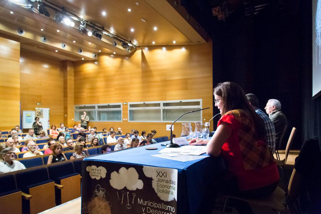 Las XXI Jornadas de Economía Solidaria llenan de propuestas el horizonte municipalista