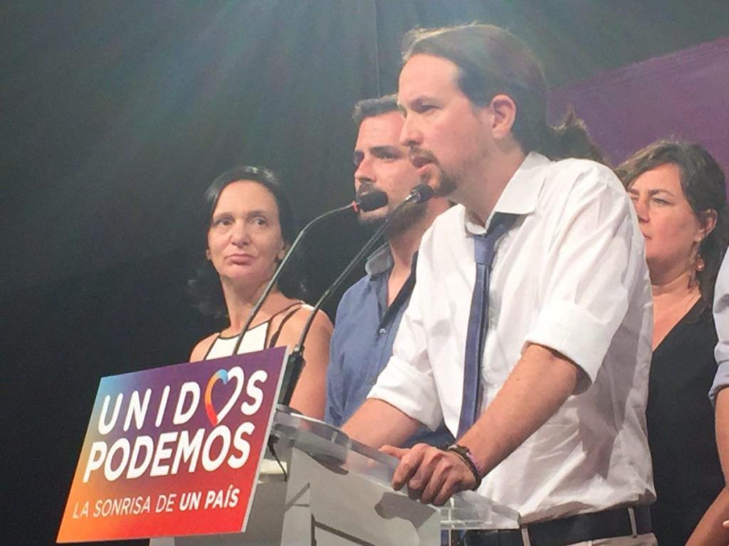"""Iglesias: """"Es el momento de reflexionar y privilegiar el diálogo entre las fuerzas progresistas"""""""