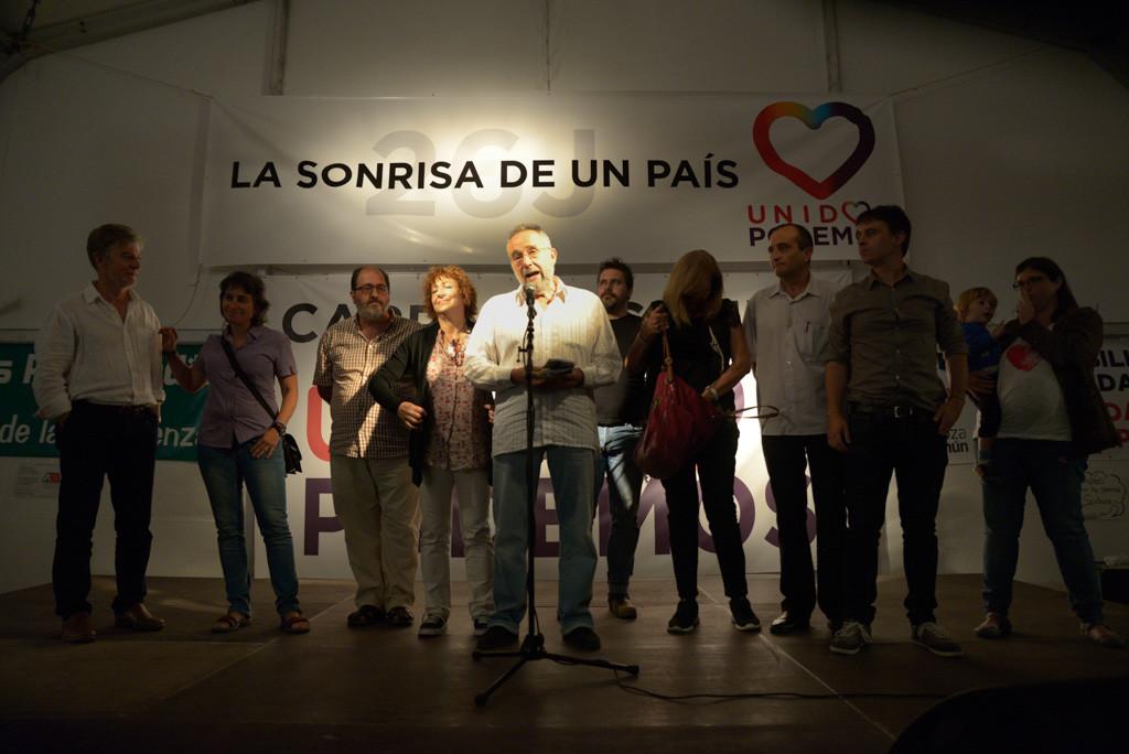 """Pedro Arrojo: """"Hoy es un día negro para las políticas de progreso en Aragón y en el Estado español"""""""