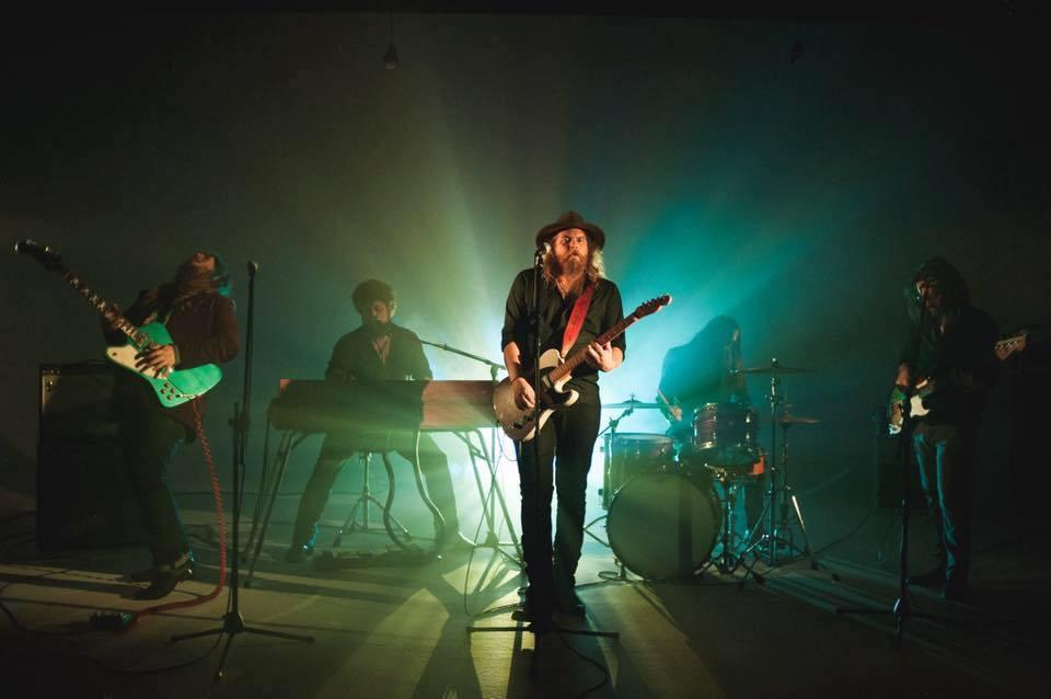 El rock and roll sureño de Robert Jon & The Wreck, este sábado en La Ley Seca